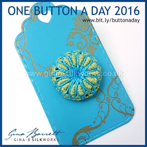 Day 277: Tess #onebuttonaday by Gina Barrett