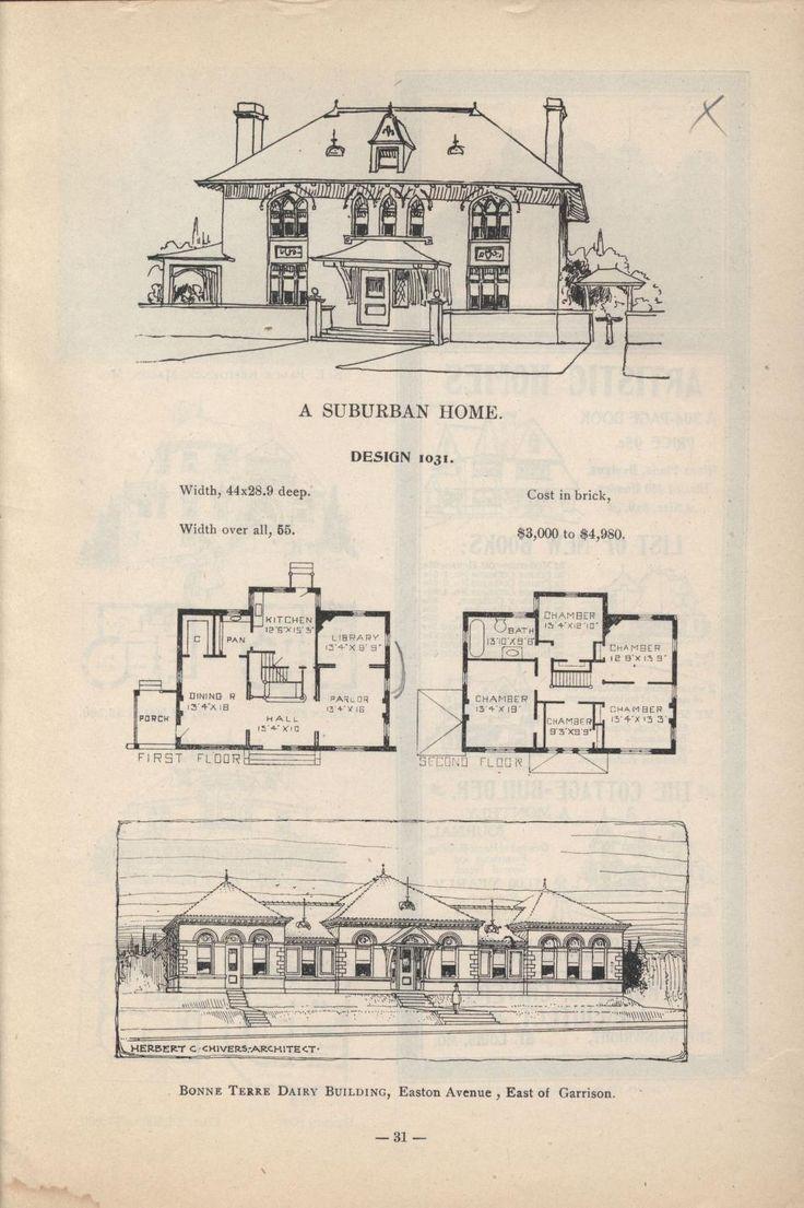 2137 best floor plans images on pinterest vintage houses