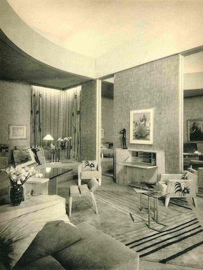314 best ART DECO LIVING ROOM images on Pinterest | Art deco ...