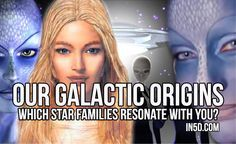 Did you ever wonder the REAL story of where our galactic lineage originated from? Do you feel any ties to the Pleiades? Lyra? Sirius? Vega? Orion? Arcturus? Zeta Reticuli? In passing through the Pr…