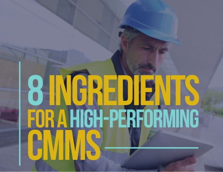 Setting up and running a CMMS can be a cumbersome process. In this presentation, we share the eight aspects of superior systems that facility managers use.