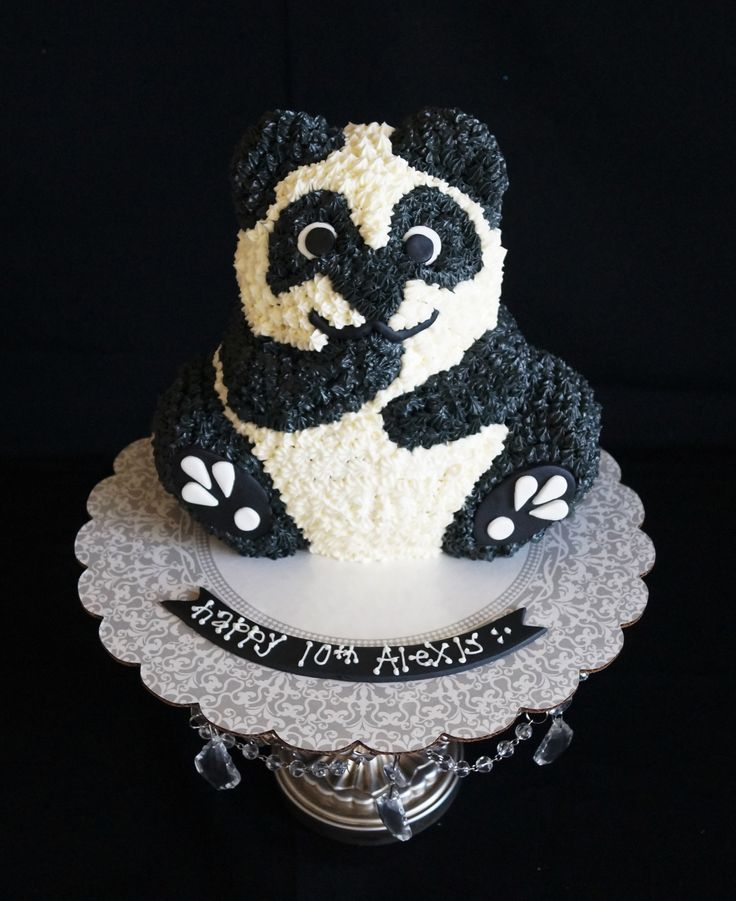 panda bear cake template - 21 best panda bear cake images on pinterest conch