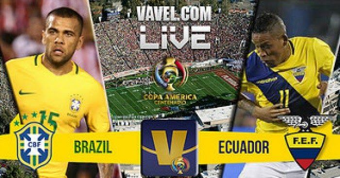 New post on my blog: Brazil vs. Ecuador 2016 Live Stream Copa America Date Time TV Schedule http://ift.tt/28bAriC #copa100 #copa2016 #ca2016 #copaamerica #centenario #football #soccer #usa Brazil vs. Ecuador 2016 Live Stream Copa America Date Time TV Schedule - Copa America 2016...