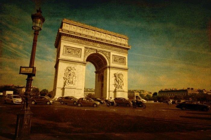 Париж   Paris