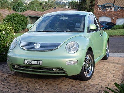 2000 Volkswagen Beetle 9C