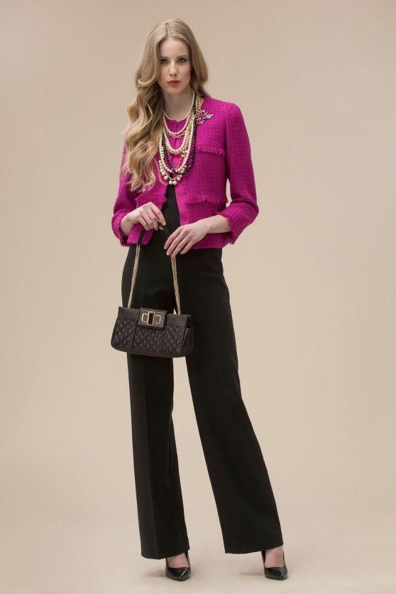 Luisa Spagnoli Look High fashion