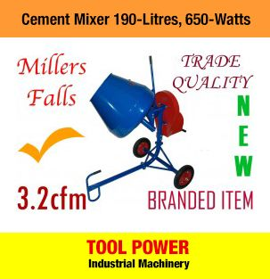 Tool Power Industrial Machinery are leading manufacturer and supplier of Cement Concrete Mixer Machines. Our machines are widely appreciated for its various features like longer functional life, optimum performance and sturdy construction. For more details, visit the website page - www.tpim.com.au/construction-machinery/cement-mixers.html.