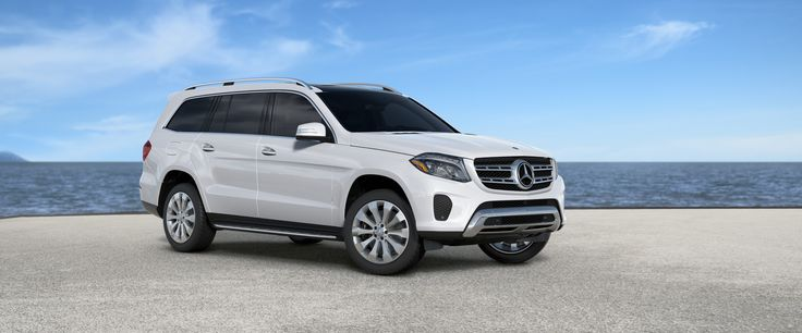 Build Your 2017 GLS450 SUV | Mercedes-Benz