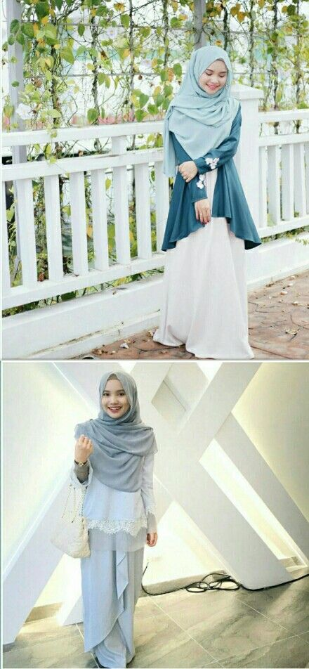 For Wadiadra lovers...... modest and pretty in hijab and outfit from wadiadra.