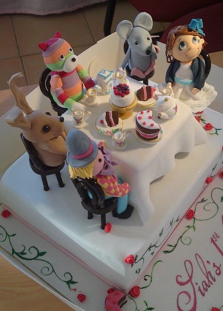 Cake Art Wonderland : 17+ best images about Cake Art (Animals/Birds/Insects) on ...