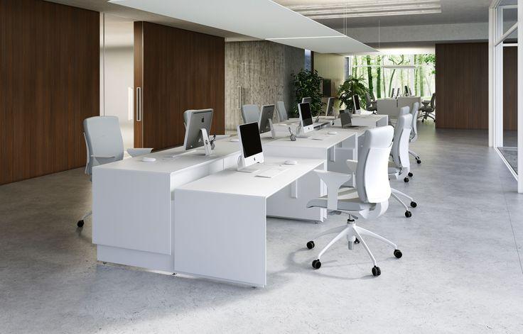 45 adjustable bench desk   Office furniture   Pinterest ...