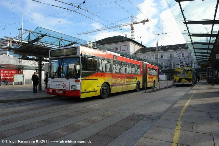 224 Salzburg Hbf 18.01.2011 - Gräf & Stift GE112 M16
