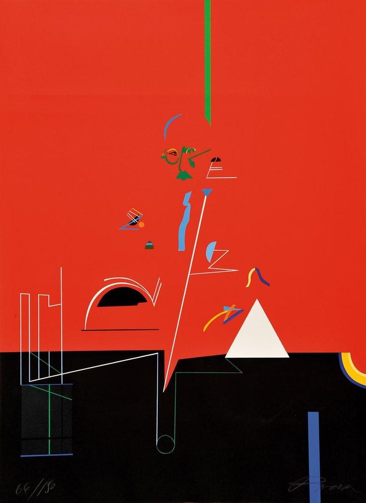"""""""Fernando Pessoa"""", by Julio Pomar"""