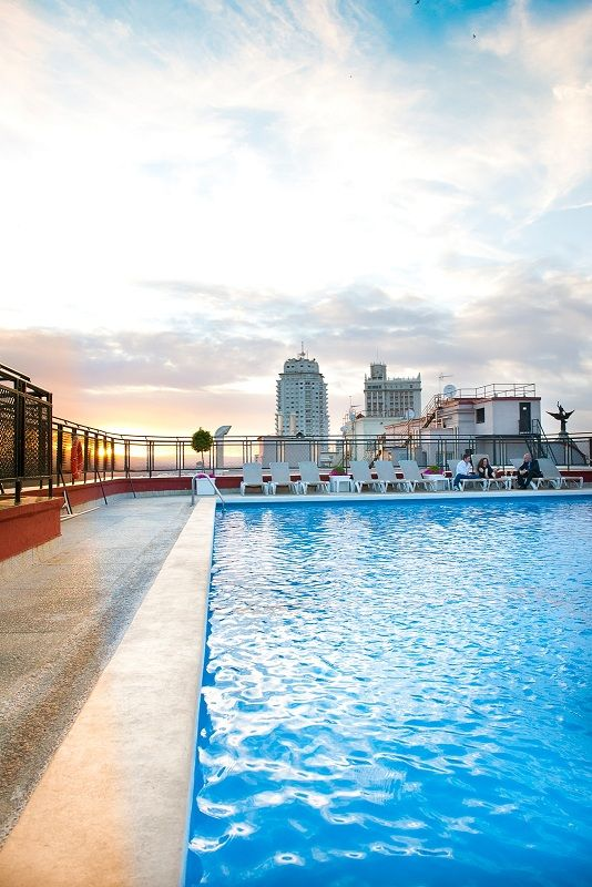 Best terraces in Madrid