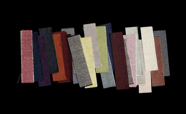 Kvadrat/Raf Simons textiles from the new collection