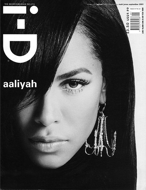 The Bedroom Issue No. 213 September 2001 Aaliyah by Matt Jones