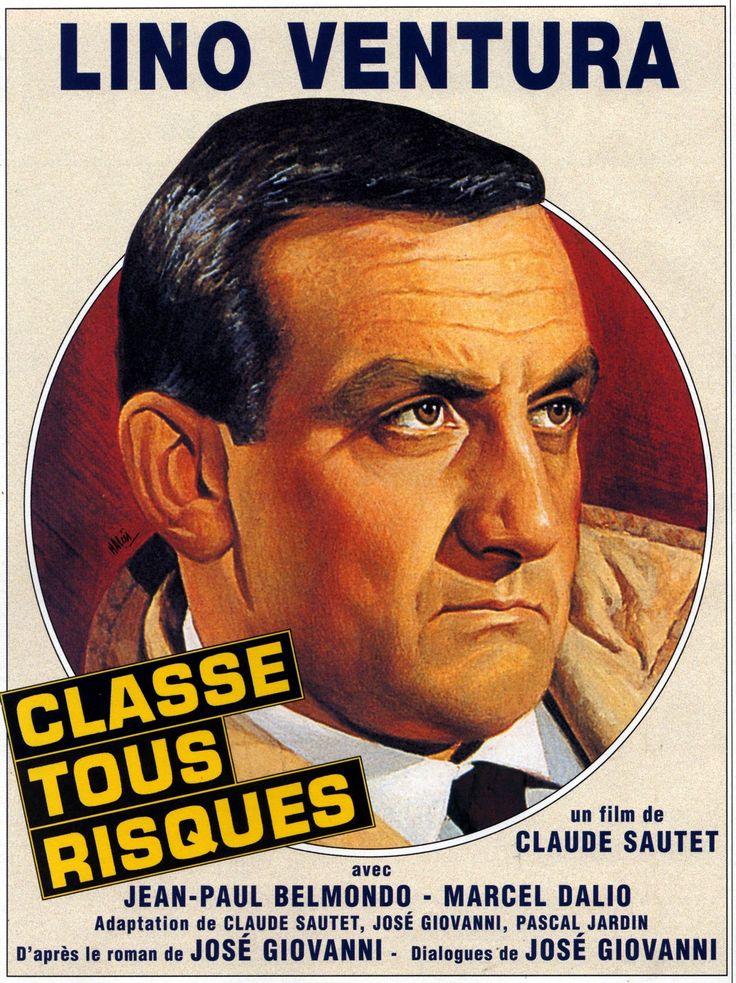 Classe tous risques (Claude Sautet) 1960