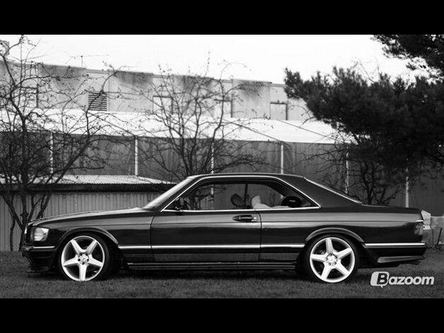 Mercedes 500 sec 1986