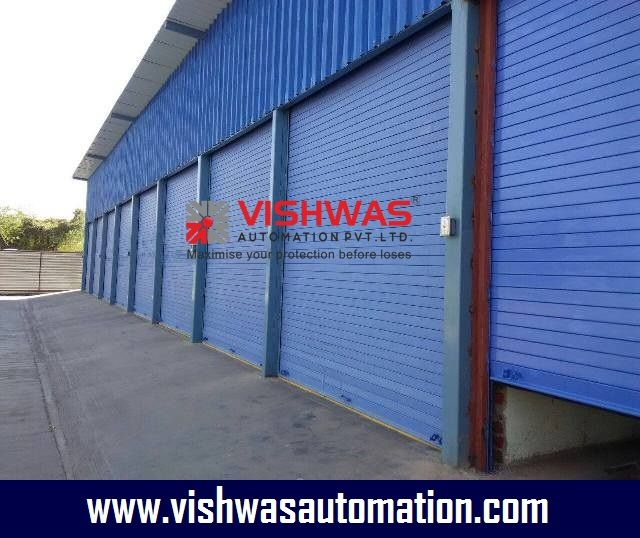 Measurement of Rolling Shutter: The rolling shutter is measured in terms of area in square m (SQM), the payable area shall be obtained from the net opening for which the rolling shutter has been provided.