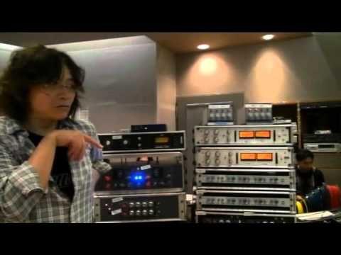 スタジオ・レコーディング・セミナー 佐久間正英×山口州治 Part1 - YouTube