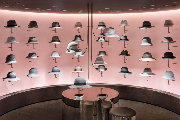 Seibu Shibuya Hat Cloud and Key to Style Stores - Nedo