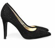 Zwarte Liu Jo schoenen Decollete Clio pumps
