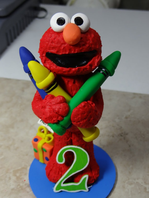 58 best Birthday Ideas Elmo Theme images on Pinterest Elmo