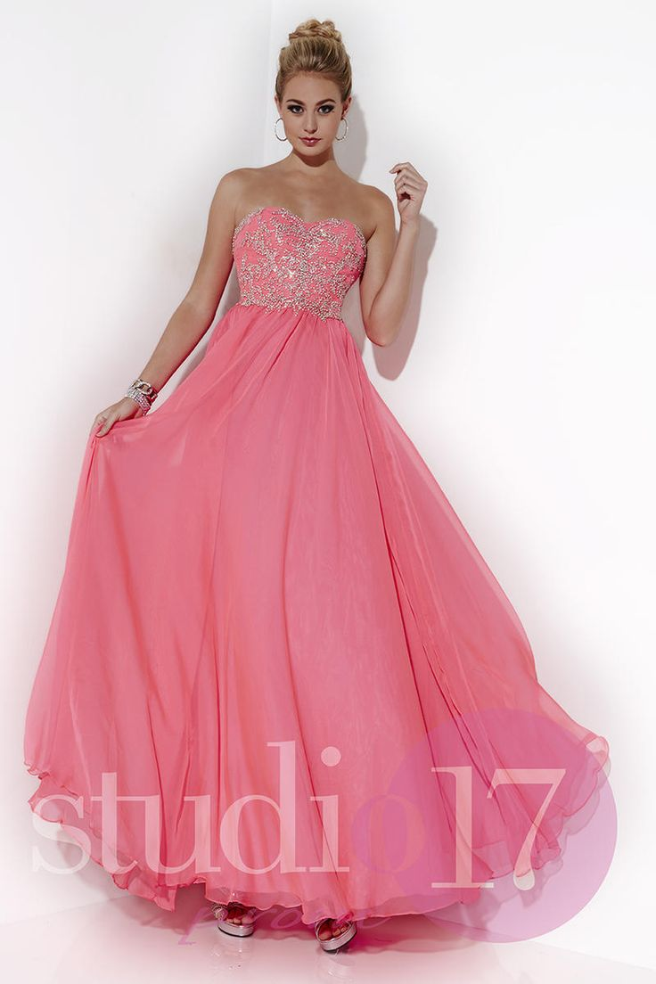 65 best { Prom Dresses } images on Pinterest | Prom dresses, Ball ...