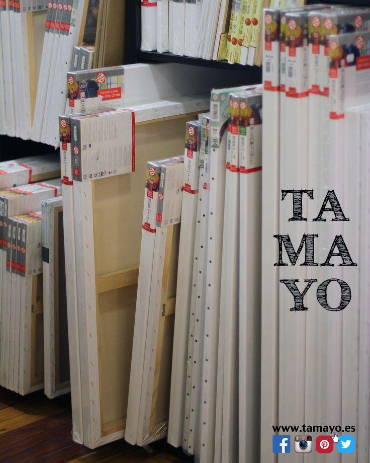 No nos hace ninguna gracia...pero para mañana dan mal tiempo en #Donostia #SanSebastian Siempre nos queda la opción de pasar por #TamayoPapeleria en c/Legazpi 4 que esta abierto hasta las 20h y comprar un lienzo para pintar mañana en casa... Vienes?