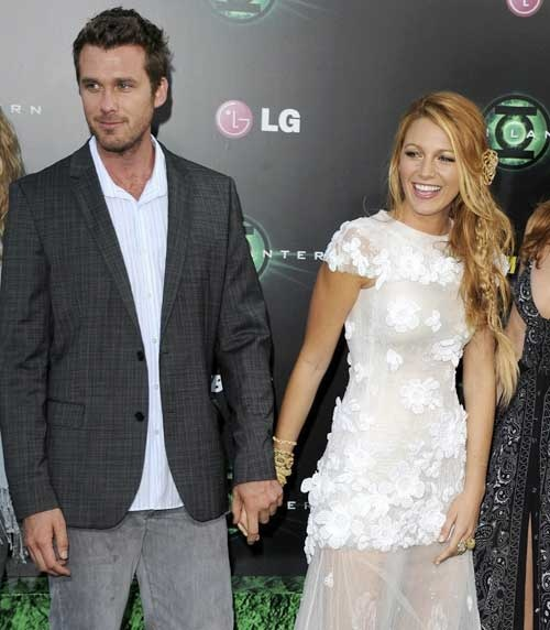 Blake Lively's brother Eric Lively... How did I not know ...