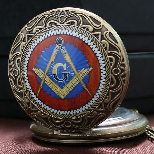Freemason Pendant Classic Watch