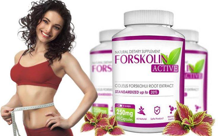 Forskolin Active: Ενεργός Μεταβολικός Ενισχυτής Με Άμεσα Αποτελέσματα
