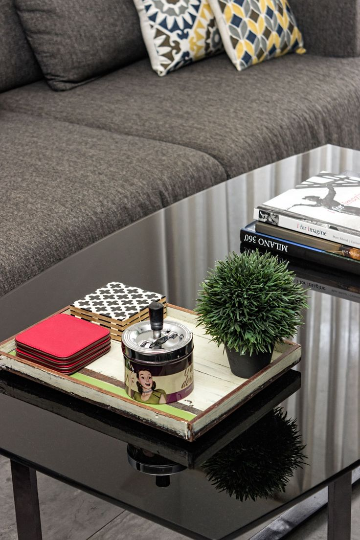 11 best design your own coffee tables images on pinterest coffee put together a few of your favourite things and necessities on the coffee table image geotapseo Choice Image