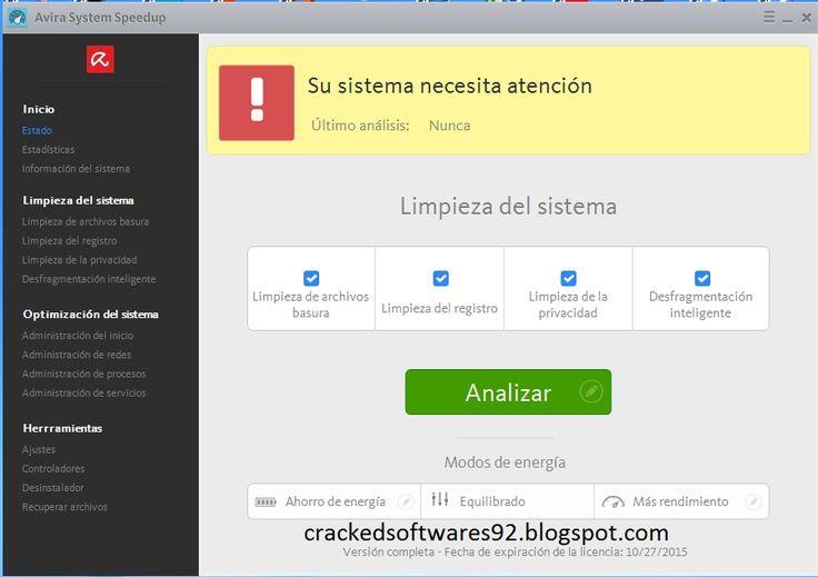Download Free Softwares: Avira System Speedup v1.6.6. 1094  http://www.androidfreeapplications.com/2015/07/avira-system-speedup-v166-1094.html  www.andoidfreeapplications.com