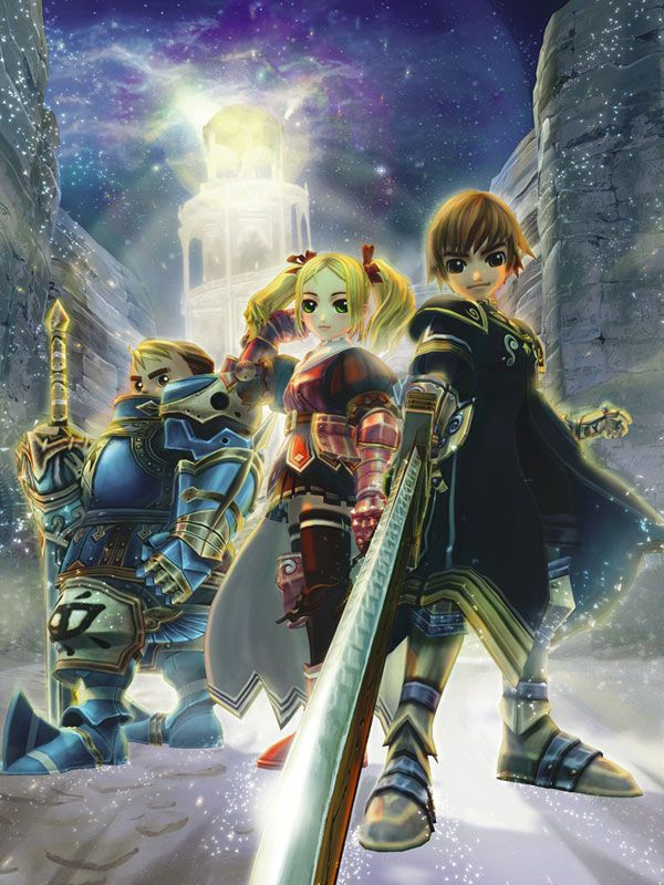 Radiata Stories Art Gallery Containing Characters Concept And Promotional Pictures