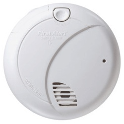 photoelectric sensor smoke alarm. might be a good replacement for the one that always goes off when i cook