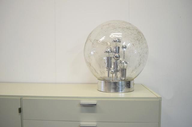 Sputnik tafellamp Doria