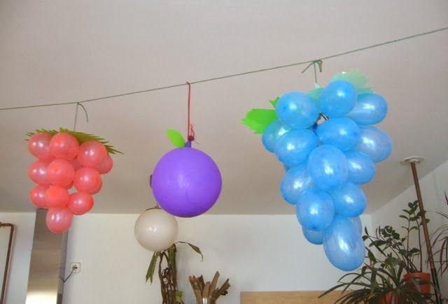Amikor valamilyen buli van nálunk - szilveszter, szülinap, családi ünnepség-, mindig feldíszítjük kicsit a lakást: ezzel ünnepibbé, különle...