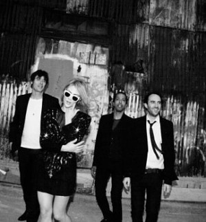 Metric heading to the Pageant
