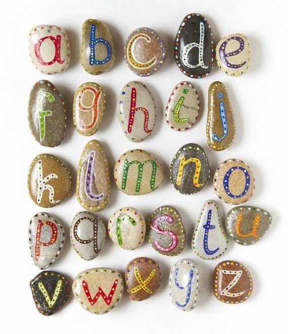 11 actividades para crear, tocar, manipular las letras del abecedario   Entre Actividades Infantiles