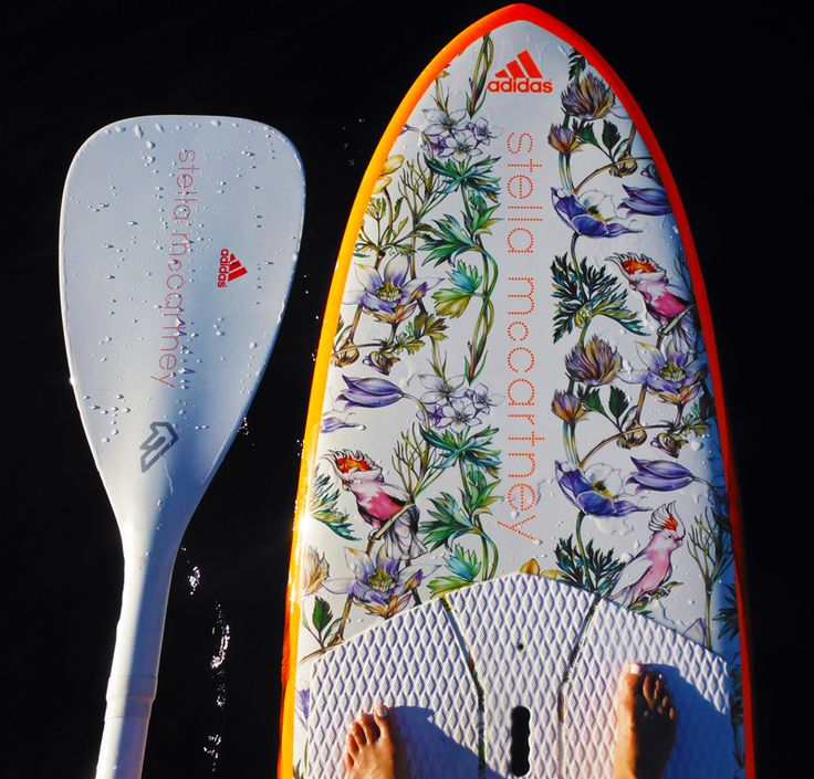 A paddle board like this makes me want to paddle anywhere, anytime, any place.
