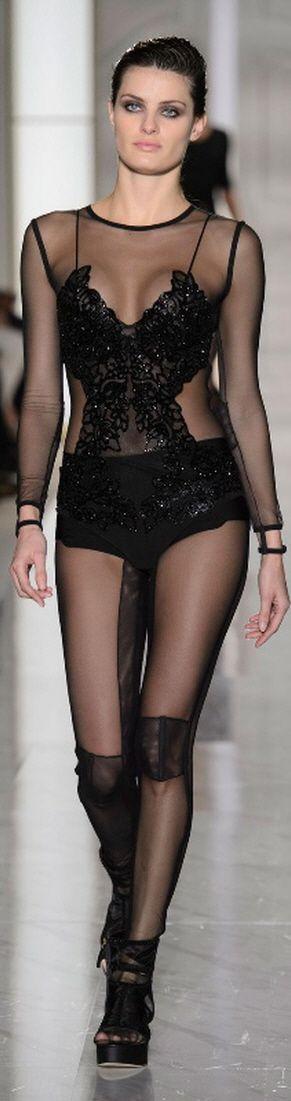 La Perla Spring 2015 Couture | cynthia reccord