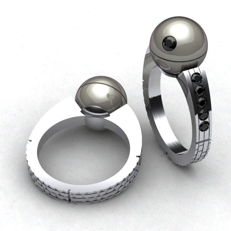 online sales today STAR WARS Inspired R2 D2 and C 3PO Wedding Rings   and a pair of r2 d2 wedding bands below right