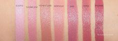 The Beauty Look Book: Bite Beauty Amuse Bouche Lipstick - Souffle, Sugarcane, Honeycomb, Meringue, Sake, Pepper and Rhubarb