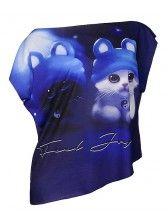 Taneční tričko Sweety Kitty - Multicolor http://www.feel-joy.cz/?affil=08648d2ebc103e481654edeada3b65d24c84cf29