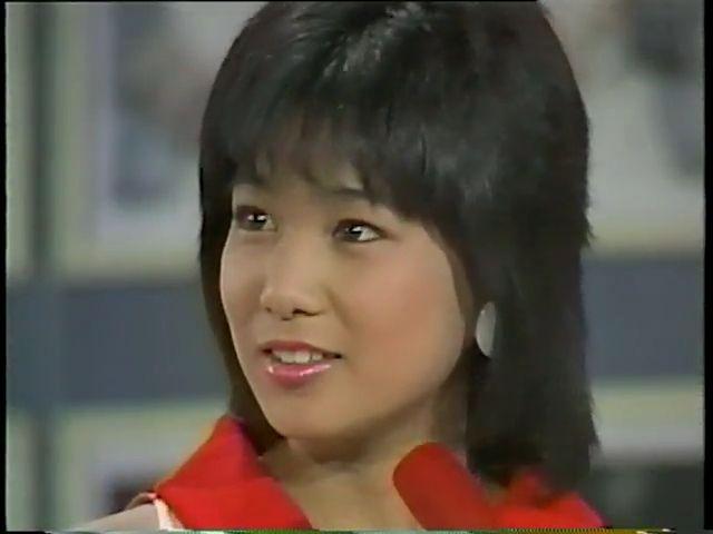 Hori Chiemi (堀ちえみ) 1967-, Japanese Actress