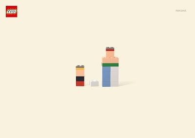 JUNG VON MATT + LEGO ADS