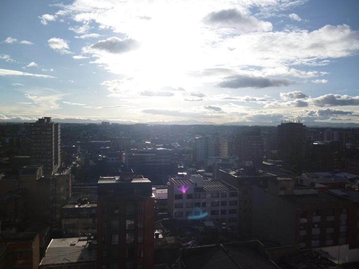 Good Morning, Bogotá!