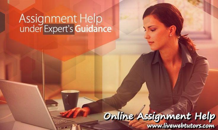 Livewebtutors is an online Assignment Help and assignment writing service offering expert assignment help.Hire Australian assignment writing experts.
