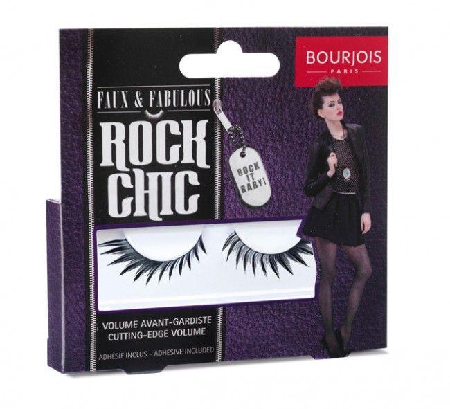 Bourjois Rock Chic False Lashes Only £1 at www.poundshop.com